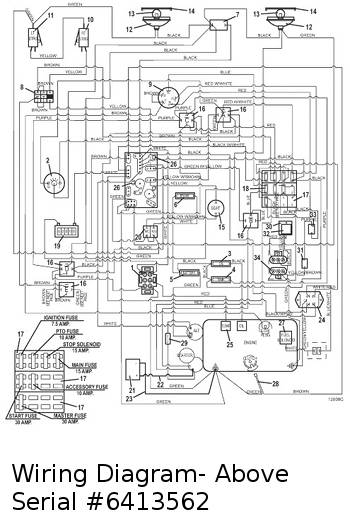model 725dt6 2014 grasshopper mower parts diagrams