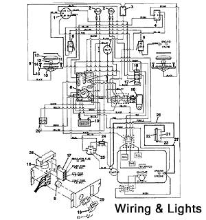 John Deere Stx38 Parts Diagram
