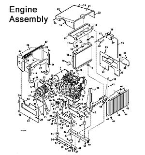 Kubota Parts Diagrams