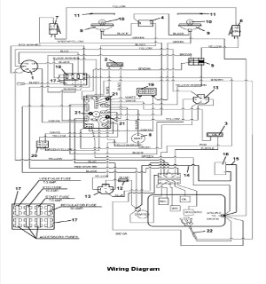 John Deere 318 Wiring Diagram likewise John Deere 54 Mower Deck Parts Diagram moreover Deck John Deere L120 Wiring Diagram besides Craftsman Lawn Tractor Wiring Diagram further Briggs And Stratton Wiring Diagram. on john deere parts lt155 electrical diagram