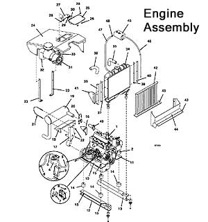 Onan Engine Parts Diagrams