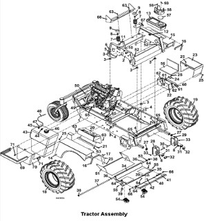 Miscellaneous Wiring together with Chevrolet Blazer 89 K5 Blazer Auto Locking Hub Questions as well Basic Home Construction further 614 1997 as well Oem Discount Parts 2005 Toyota Tundra. on weather front diagrams