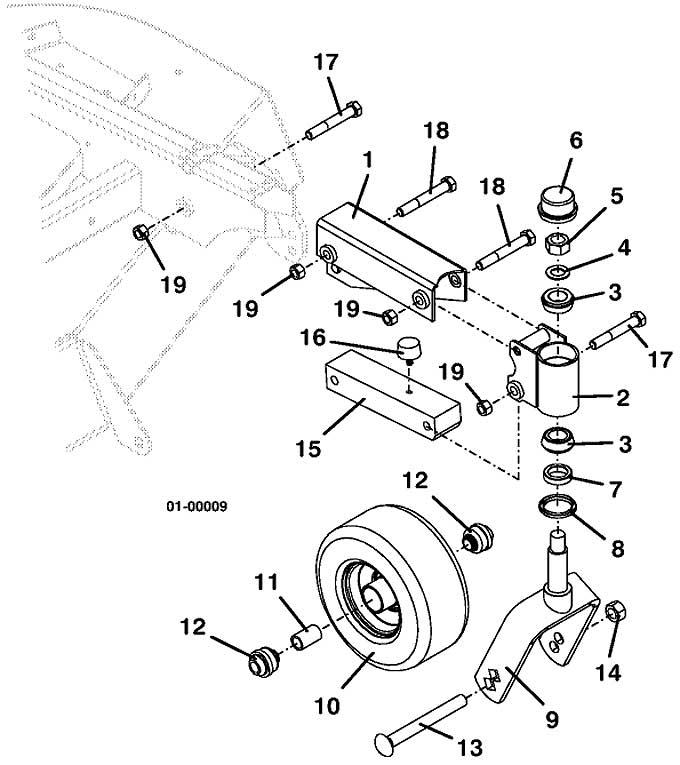 Wheel Lift Parts