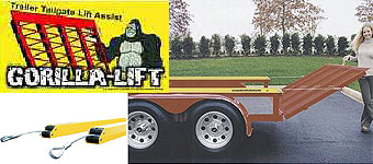 Gorilla Lift Tailgate Assist