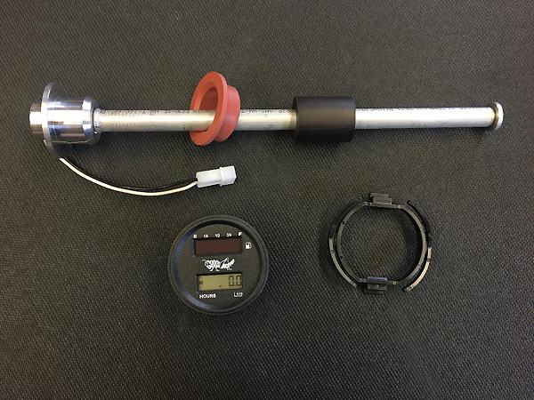 Gas gauge Kit for Grasshopper MidMount Mowers