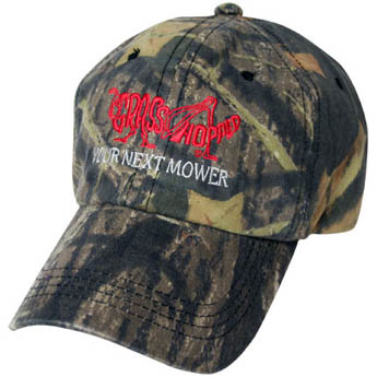 Grasshopper Mossy Oak Breakup Camo Cap