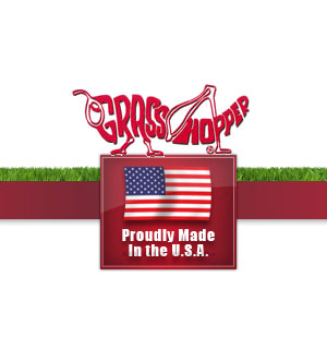 Grasshopper Mower- Proudly Made in USA