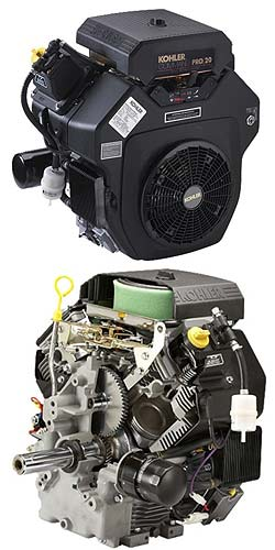 Kohler Engines Command Pro Series CH640