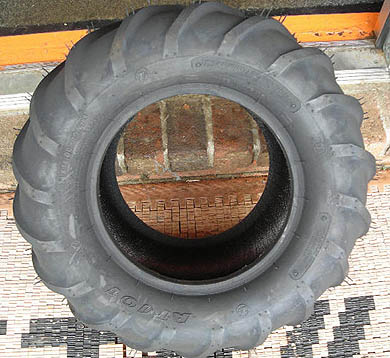 Carlisles Tires for Grasshopper Mowers