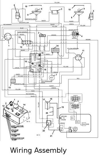 grasshopper 226v mower parts diagrams 2012the mower shop  inc