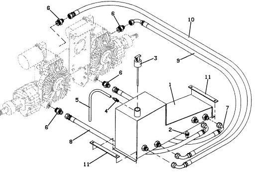 725 1990 Grasshopper Mower Diagram Parts List