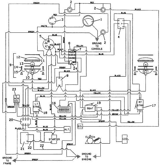 00019 in addition Honda Cbr500r Transistorized Ignition System Circuit And Wiring Diagram moreover 1979 Ford F100 Ignition Switch Wiring also 725 1990 also John Deere 3038e Wiring Schematic. on john deere g wiring diagram