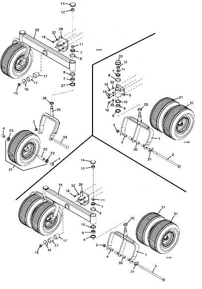 725k2 2003 grasshopper mower diagrams  u0026 parts
