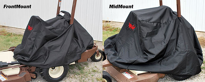 Weather Cover for Grasshopper mowers