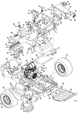 lawn chief mower parts diagram tractor repair wiring diagram jacobsen tractor loader as well ferris lawn mower parts diagram furthermore electric log splitter wiring